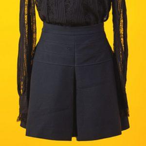 Christian Dior Flare Shorts