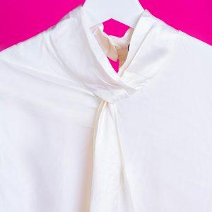 Lanvin White Dress