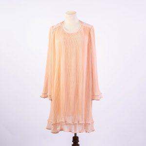 Chloe Pleated Dress