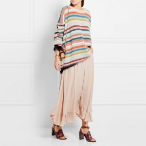 Chloe Striped Knitwear