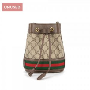 Gucci Ophidia Mini GG Bucket Bag