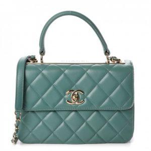 Chanel Trendy CC Flap Dual Handle Bag